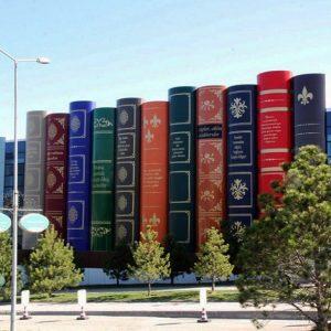 BIBLIOTECHE STORICHE NEL MONDO E LA CITTA' DEL LIBRO