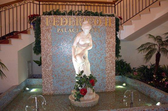 BENESSERE AL FEDERICO II PALACE